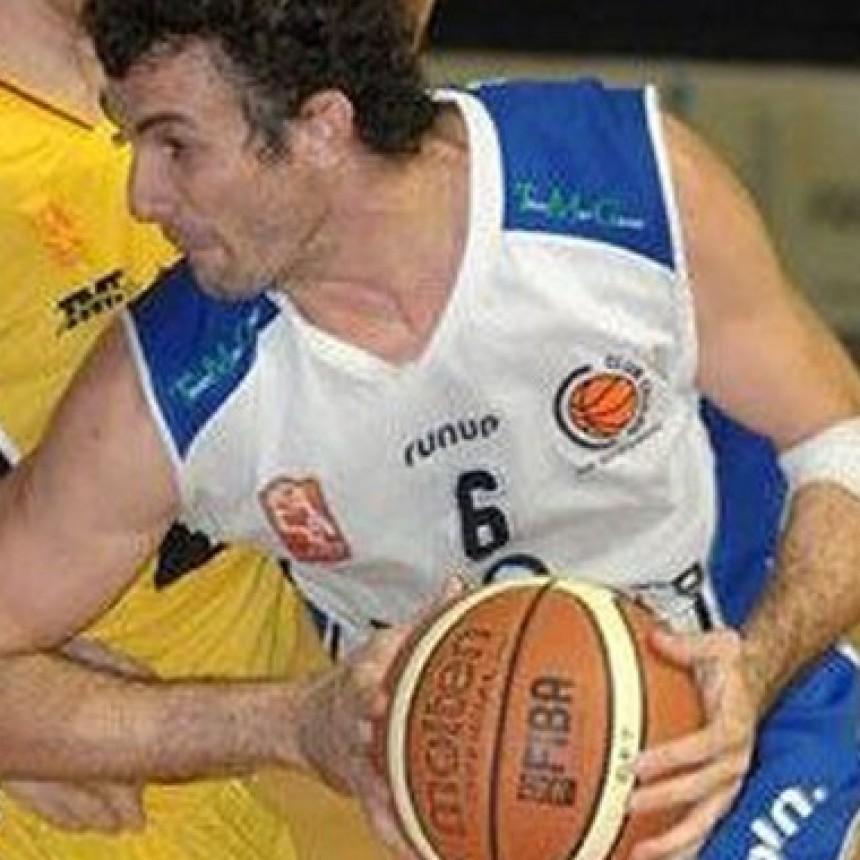 Iñaki Danesa: 'Volvemos a competir con Bolívar en básquet, en Primera División'