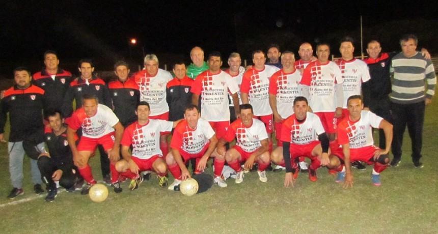 Senior Mayores: Casariego se consagró campeón