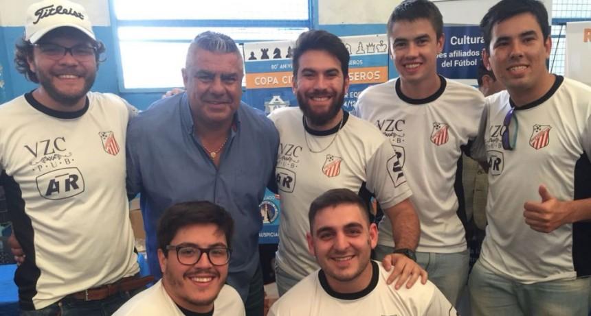 Ajedrez: La Escuelita Municipal de Bolívar participo de la Copa AFA de Ajedrez