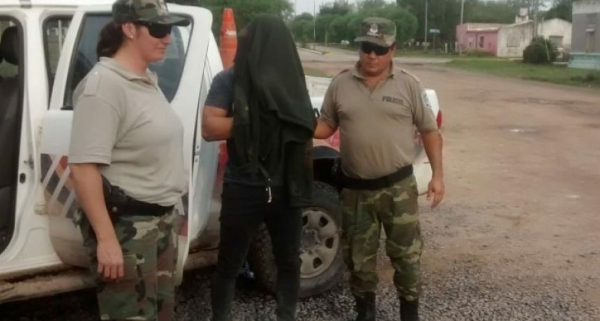 Parte de prensa: Comando de Prevención Rural Tapalqué