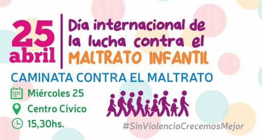 Día Mundial contra el Maltrato Infantil