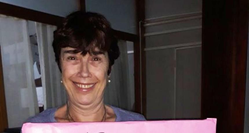 Se jubila Marcela Iroz, empleada de ARBA. (audio)