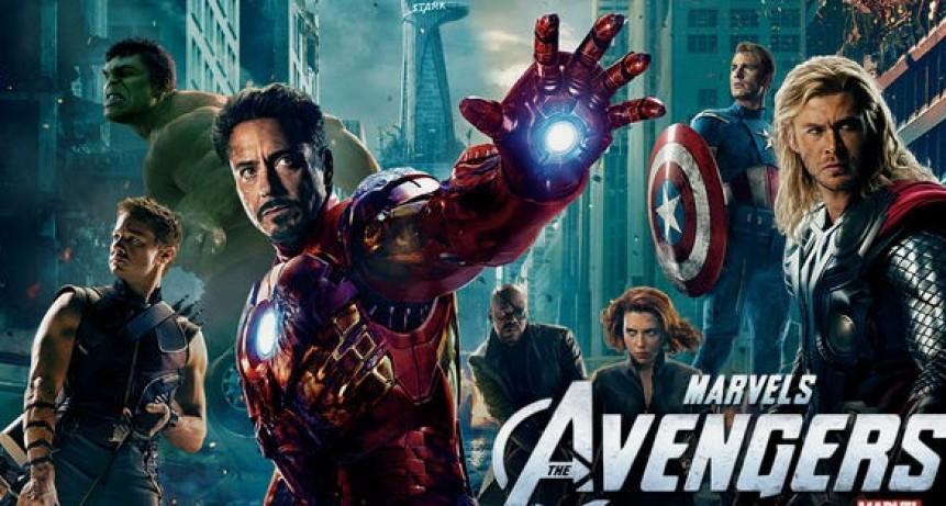 Estreno simultáneo de Avengers Guerra Infinita