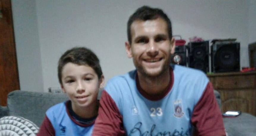 Fútbol: Enzo y Tomas Klemenco y su pasión por Balonpié