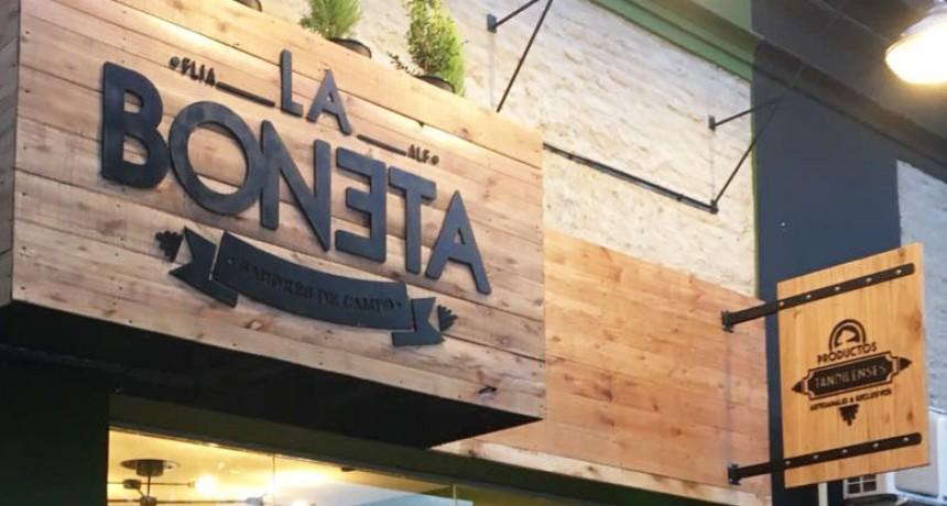 Abrió sus puertas Fiambrería y Quesería 'La Boneta' Sabores de Campo
