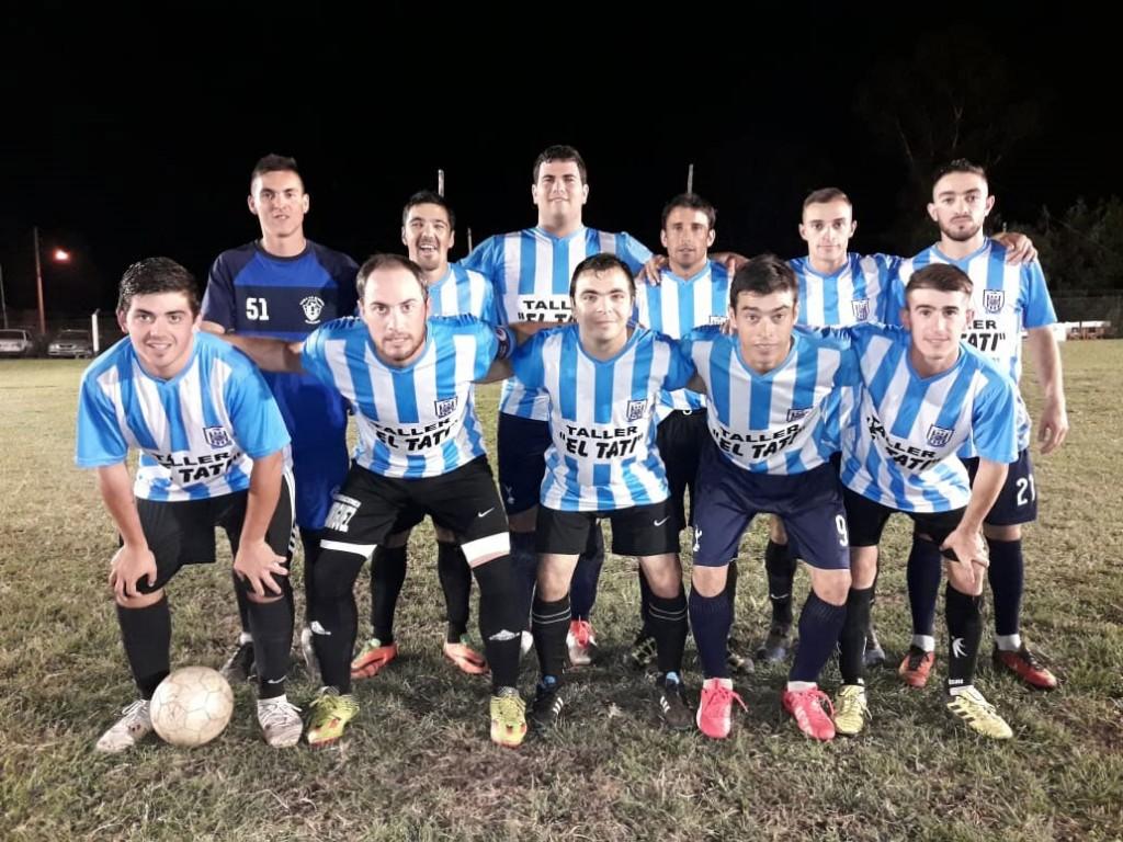 Urdampilleta: Se cumplió la 4º fecha de la Copa Ciudad de Bolívar