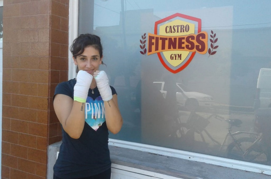 Jazmín Briguez comienza con las clases de Strong by Zumba