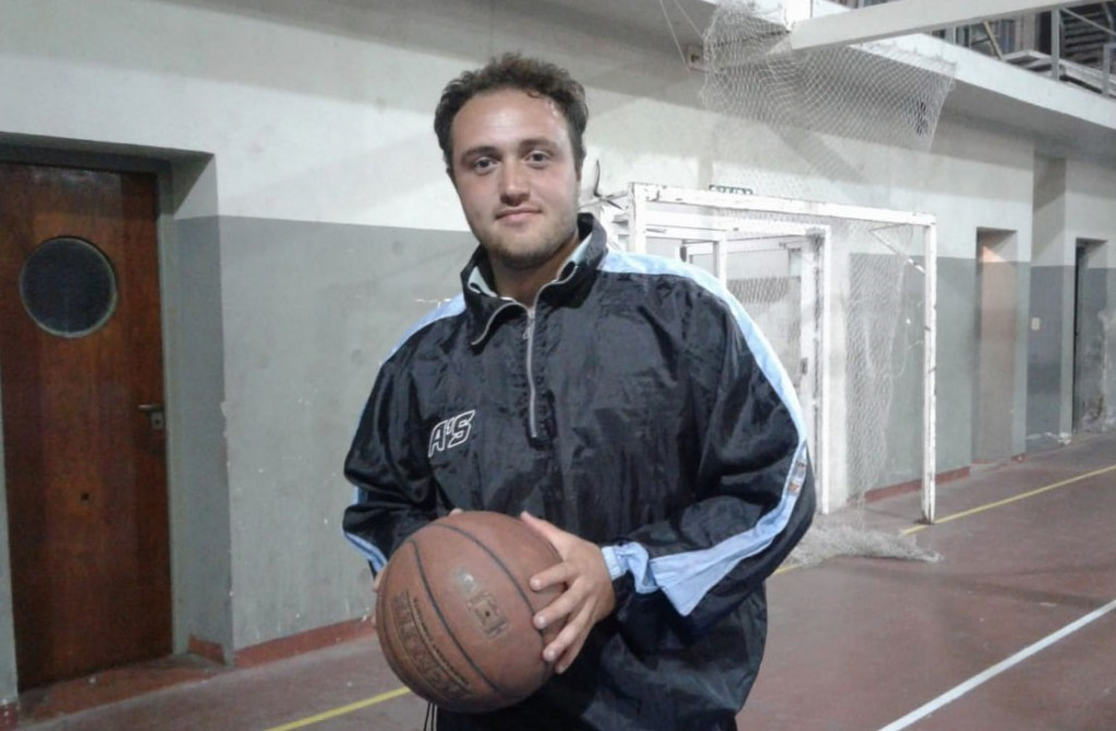 Emanuel Sasía: 'Entre todos aportamos para mejorar y seguir creciendo'