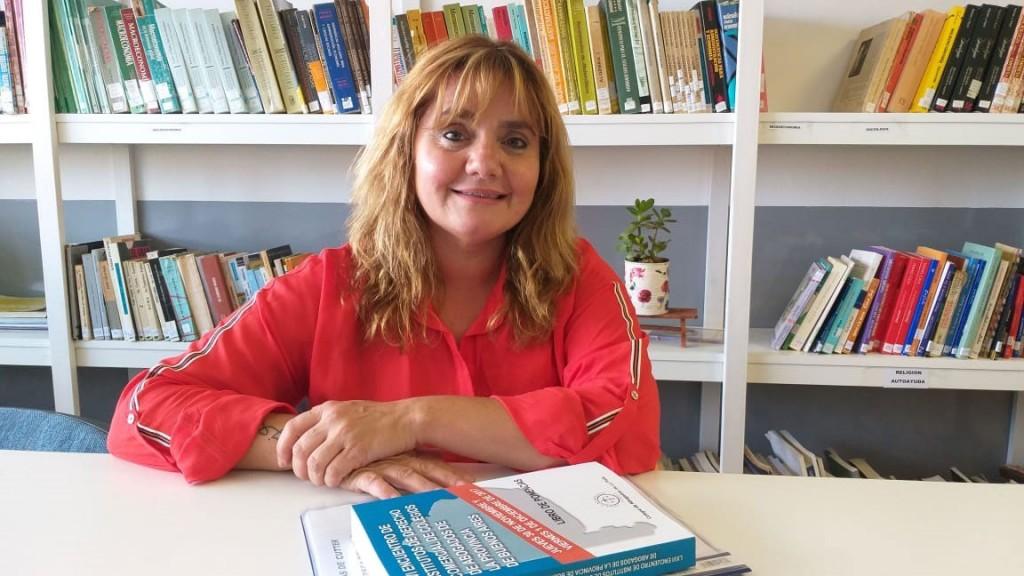 La biblioteca Alcira Cabrera recibió un subsidio por parte del gobierno local