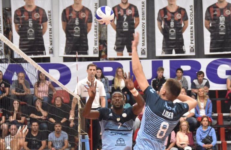 Bolívar Vóley cerro la serie en San Jerónimo y es Finalista de la Liga de Voleibol Argentina.