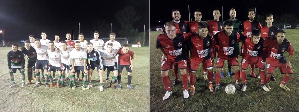 Copa Ciudad de Bolívar: Futbol Club y Club Atlético Urdampilleta son los 1º clasificados