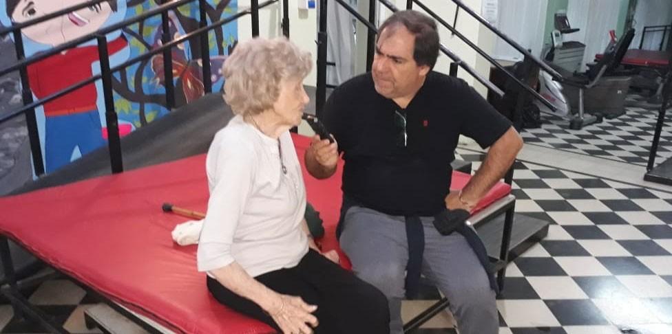 Mary García Peralta: 'Cuando salgo del CRIB me siento renovada'