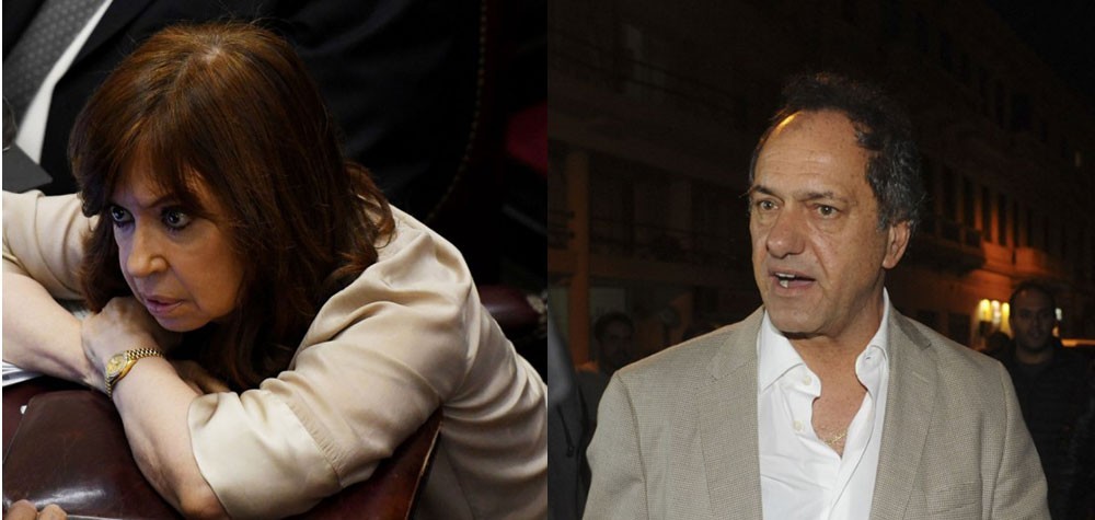 Exclusivo: Cristina Fernández le daría la interna a Scioli para no repetir el error de Randazzo