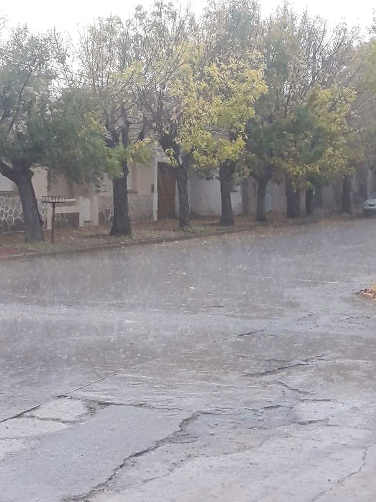 Registro de lluvias miércoles 10 de abril; hasta 60 mm registrados en Bolívar y la zona