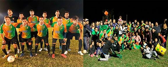 Bancario se consagró campeón de la Copa Ciudad