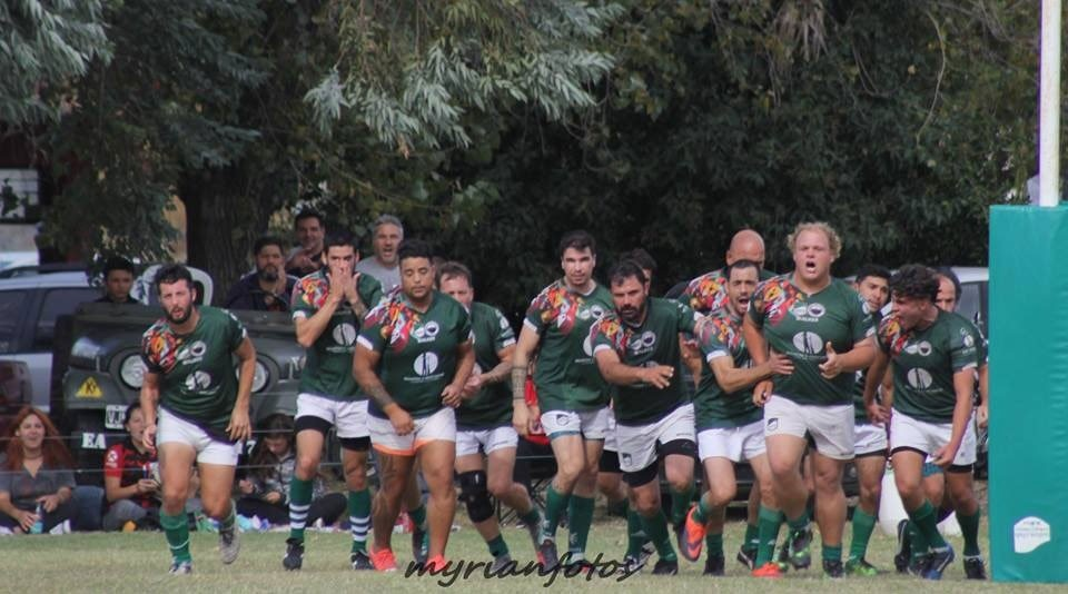 Los Indios Rugby fueron locales ante Club Atlético 9 de Julio