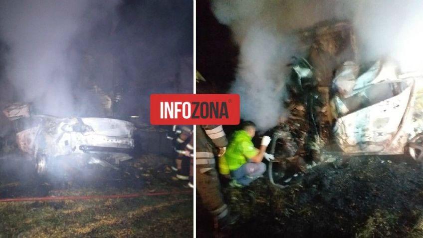 Trágico accidente en Monte: Cuatro personas perdieron la vida