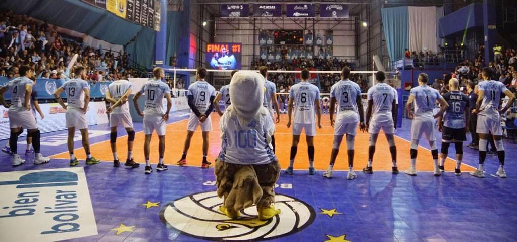 Bolívar ya vibra por la definición de la Liga de Voley Argentina