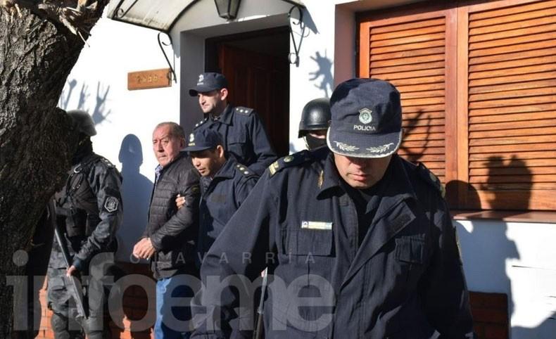 Detuvieron al titular de la UOCRA Olavarría, Roberto D'Amico