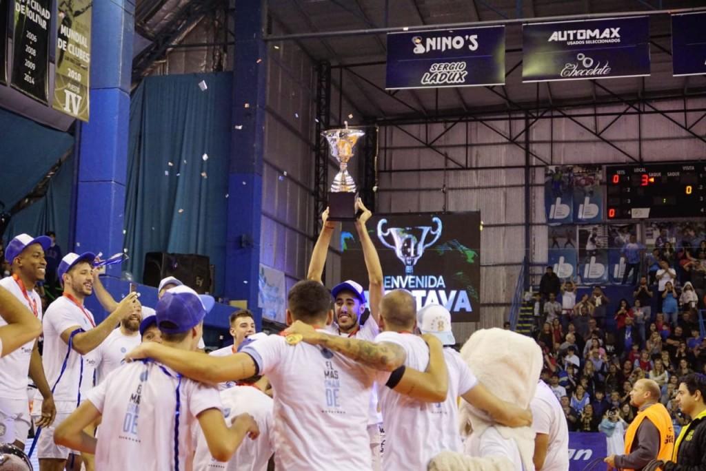 Javier Weber: 'Pusimos lo que hay que poner para ser campeones'