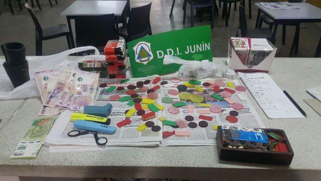 Chacabuco: Golpe al juego clandestino