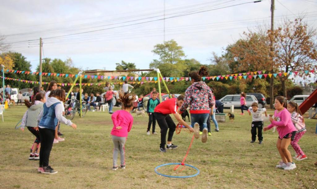 Comenzó el programa municipal Bien Familia en Barrio Los Zorzales