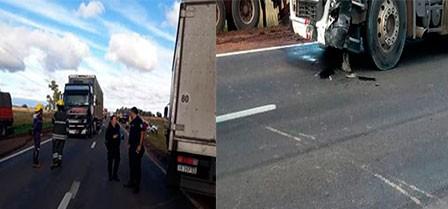 Ruta 226: Una mujer murió al chocar su auto contra un camión