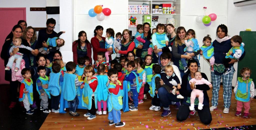 """El Jardín Maternal Municipal """"Alicia Moreau de Justo"""" celebra su 30° aniversario"""