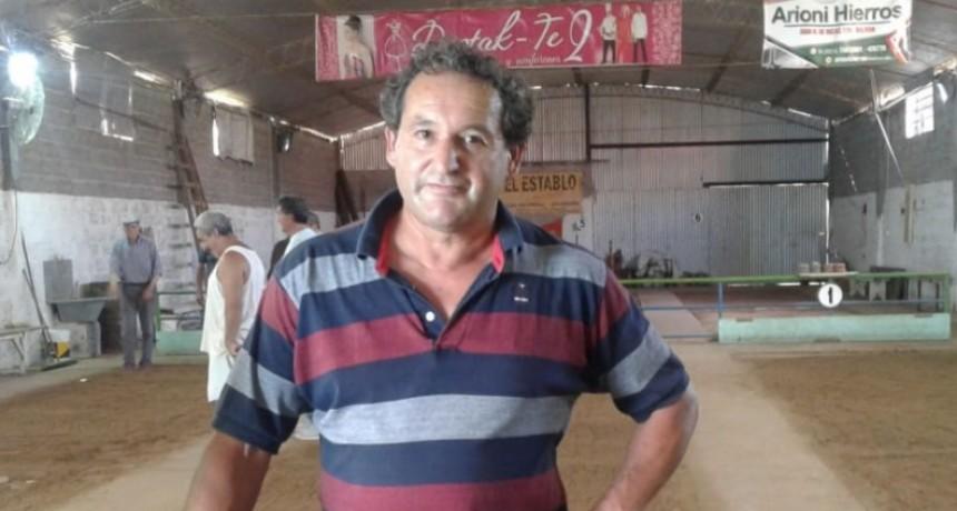 Miguel Ayra: 'Nuestra mayor intención es unir todo el tejo de Bolívar'
