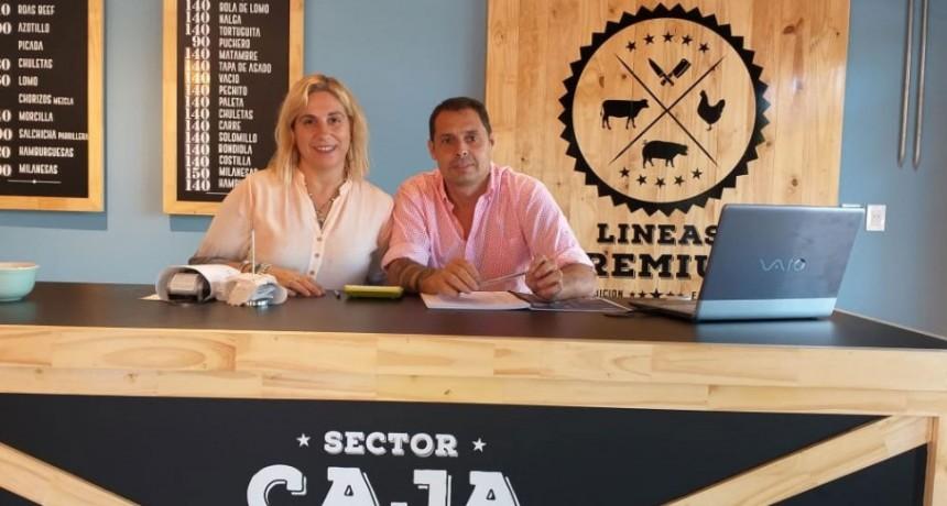 Abrió sus puertas Carnes del Rodeo en San Martín y Rodríguez Peña