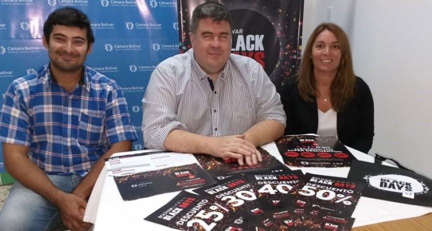 Ya está todo listo para comenzar con el Black Days de la Cámara Comercial