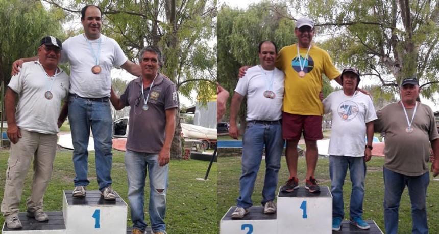 Gustavo Tomanovich y Martín Moreno ganadores de la 1º y 2º fecha del Ranking Anual de Pesca