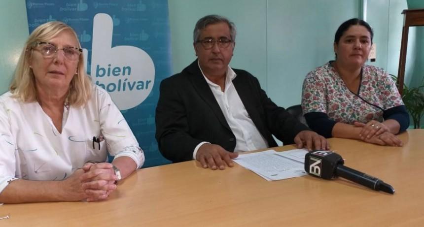 El municipio realizó la denuncia pertinente ante la viralización de audios falsos sobre hantavirus