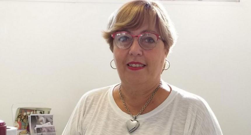 Graciela Di Pompo: 'Estos desafíos nos empoderan como equipo de trabajo'