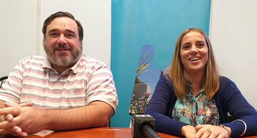 Lorena Carona: 'Yo vengo a colaborar y tratar de resolver los problemas a los productores'
