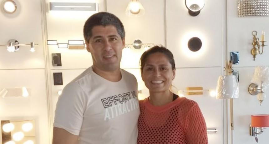 Electricidad Lavalle comenzó a atender en su nuevo local de Juan Manuel de Rosas 720