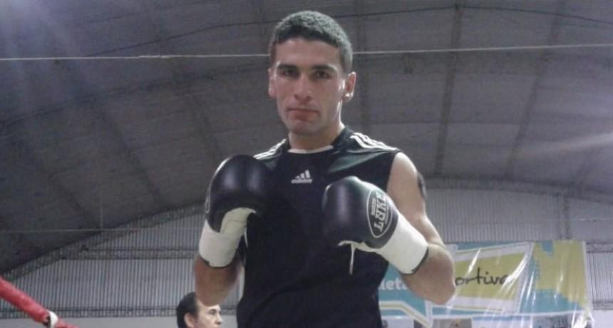 Federico Coronel: 'Se hace mucho sacrificio para llegar bien y es en el día a día que se ganan las peleas'