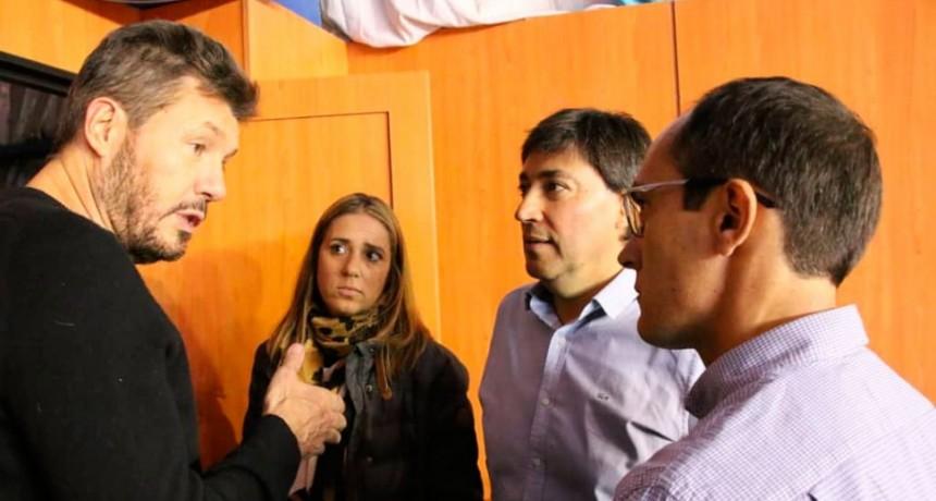 Marcelo sigue teniendo a Bolívar en su agenda como tema importante