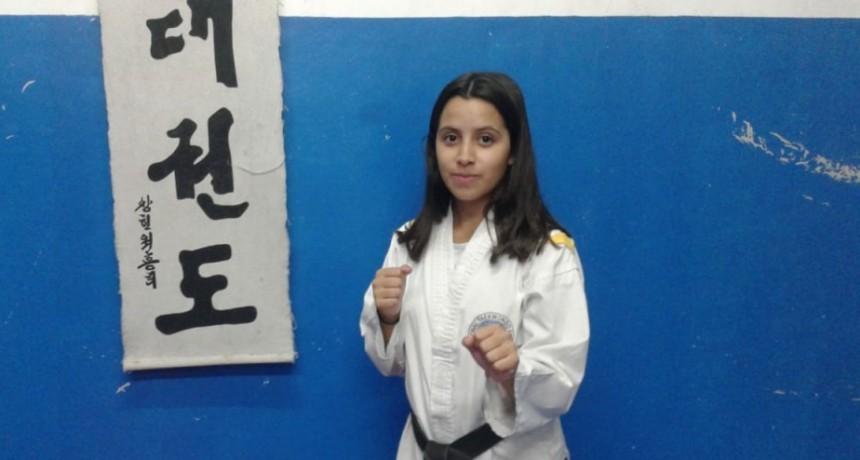 Oriana Ruiz: 'Tengo que seguir capacitándome para llegar mas alto en este deporte'