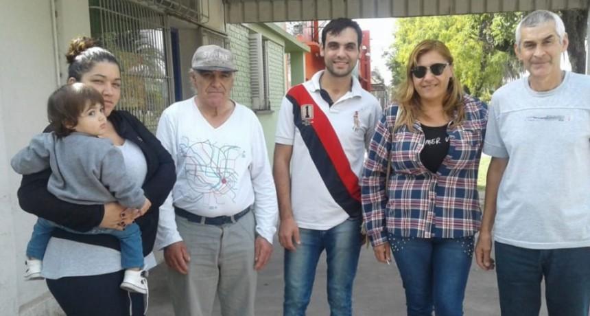 La Agrupación Unidos de Barrio Pompeya organiza una 'Gran Lotería Familiar'