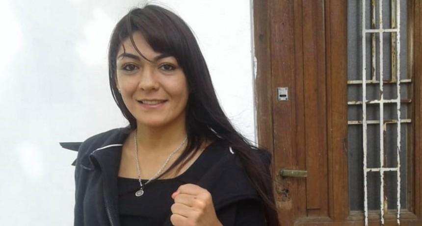 Brenda Carabajal: 'La única experiencia que te hace pulir como boxeadora es el roce con los mejores'
