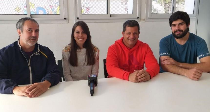 El DIAT comienza a dictar clases de Iniciación Deportiva en Tenis de Mesa