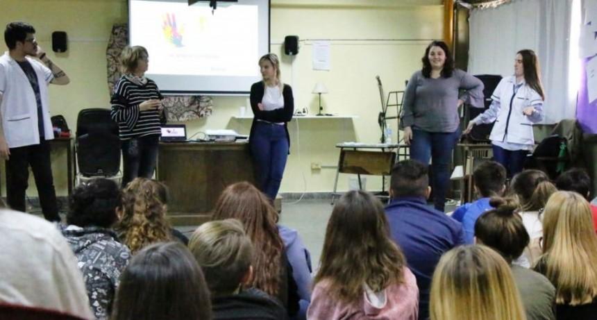 Continúa el ciclo de charlas Encuentro Joven de Géneros y Diversidad