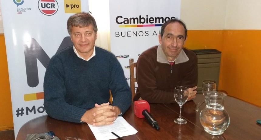 Juan Carlos Moran: 'Le pedí a Pisano que retire el proyecto de zonificación y lo debatamos entre todos'
