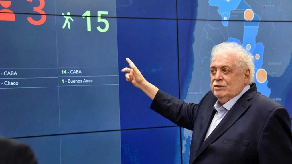 El ministerio de Salud confirmó que 240 las personas afectadas por la pandemia que fueron dadas de alta
