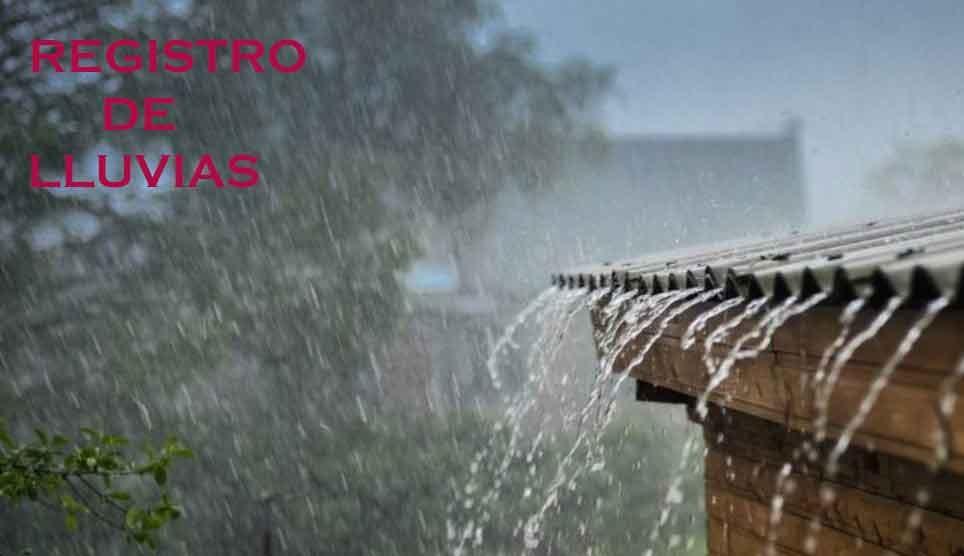 Intensas lluvias con mediciones de hasta 150 MM se registraron en Bolívar y la zona