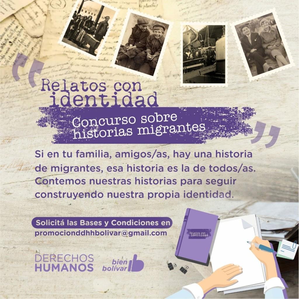 DD HH lanza un concurso de relatos sobre migraciones