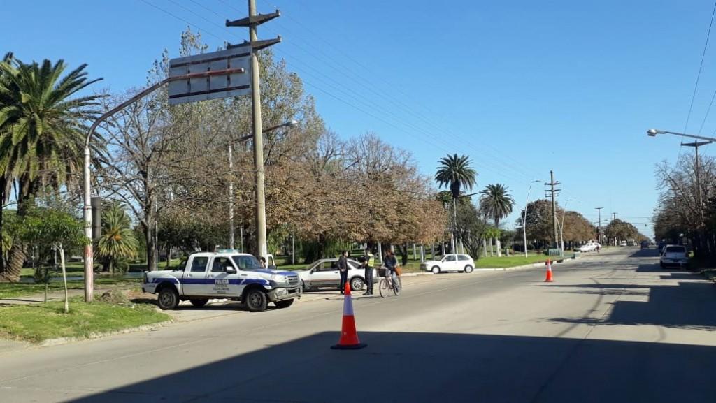 Información oficial; Comunicado Jefatura Policía Comunal Pehuajo