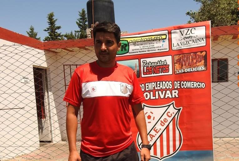 Julio Zorilla; 'Claramente el objetivo de Empleados siempre es pelear bien arriba'