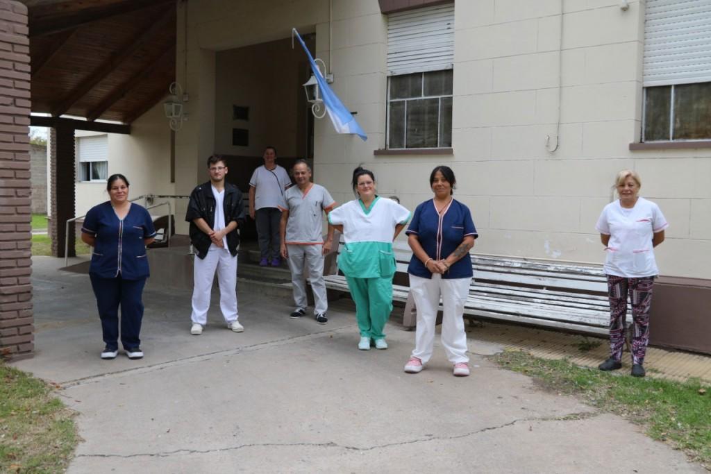Personal de salud municipal ya se encuentra cumpliendo el aislamiento dentro de Casa Hogar